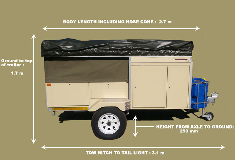 Bermac Trailer specifications
