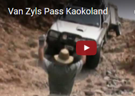 Van Zyl's Pass video